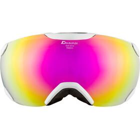 Alpina Pheos S MM Gafas, pearlwhite pink spherical